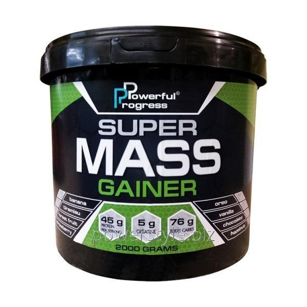 Гейнер Super Mass Gainer (4 кг)