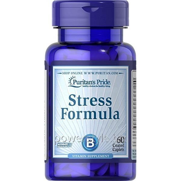 Минералы Stress Formula (60 капсул)