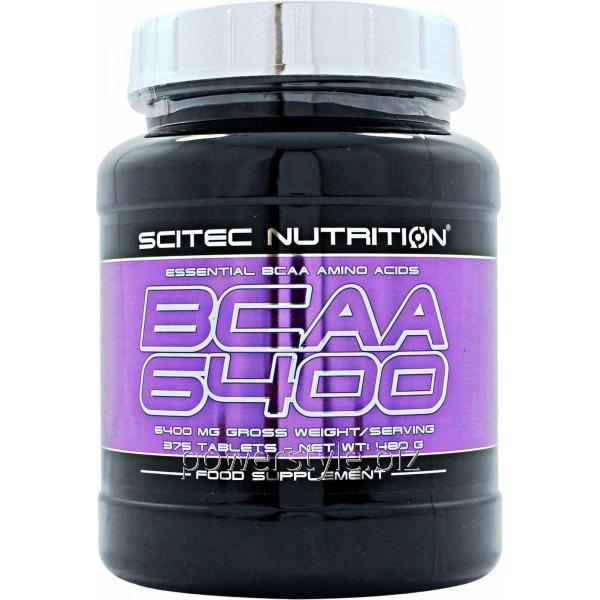 Купить Аминокислота BCAA 6400 (375 таблетс)