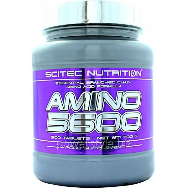 Аминокислота Amino 5600 (500 таблетс)
