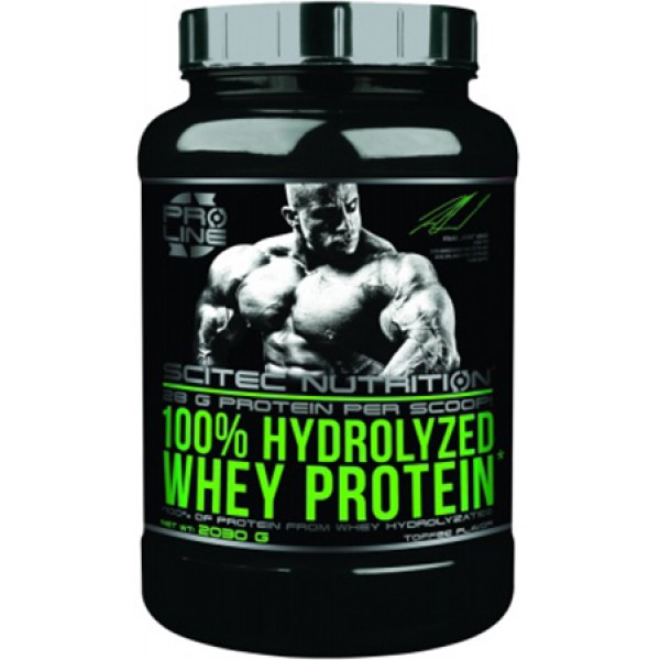 Протеин 100% Hydrolyzed Whey Protein (2.03 кг)