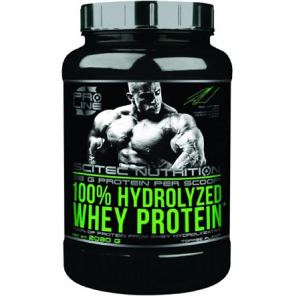 Купить Протеин 100% Hydrolyzed Whey Protein (2.03 кг)