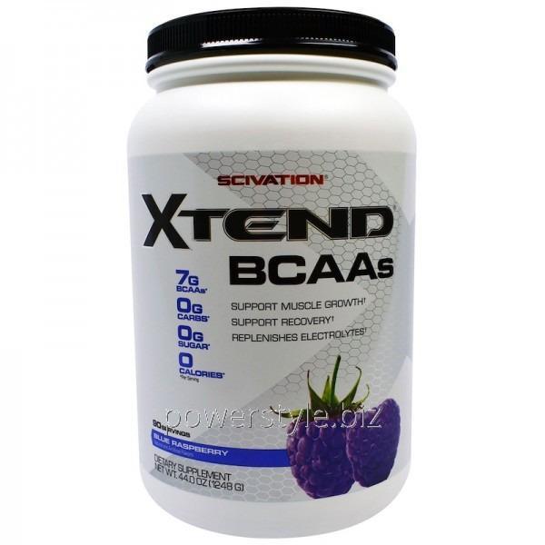 Аминокислота Scivation Xtend (1.2 кг)