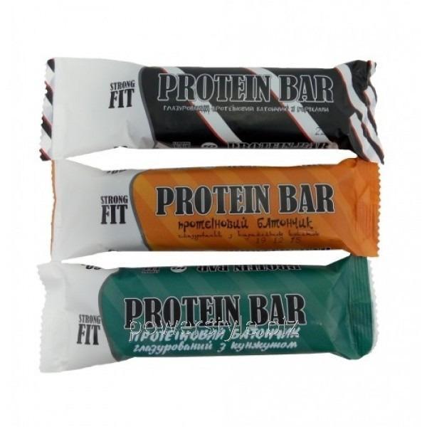 Спортивный батончик Protein Bar 25% (60 гр)
