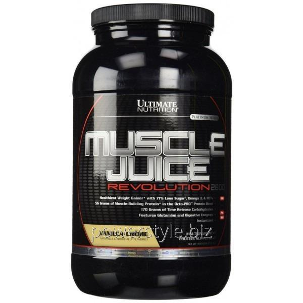Гейнер Muscle Juice Revolution (2.1 кг)