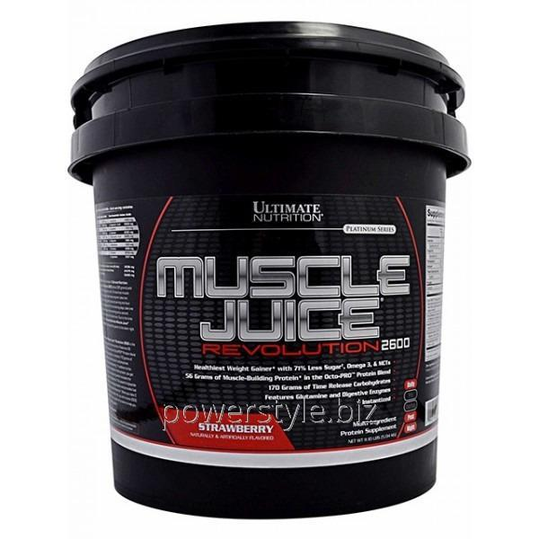 Гейнер Muscle Juice Revolution (5 кг)