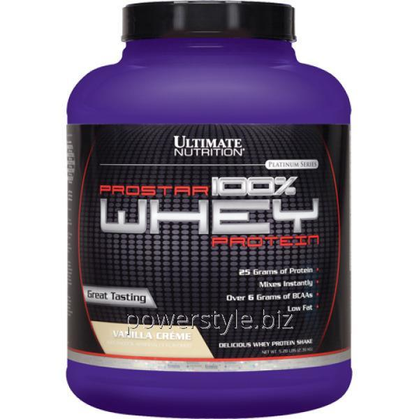 Протеин Prostar Whey 100% (2.39 кг)