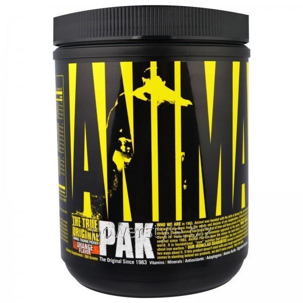 Витамины Animal Pak (369 грамм)