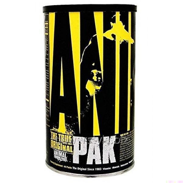 Витамины и Минералы Animal Pak (44 пак)