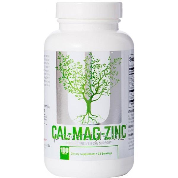 Добавки для спортсменов Calcium-Zinc-Magnesium (100 таблетс)