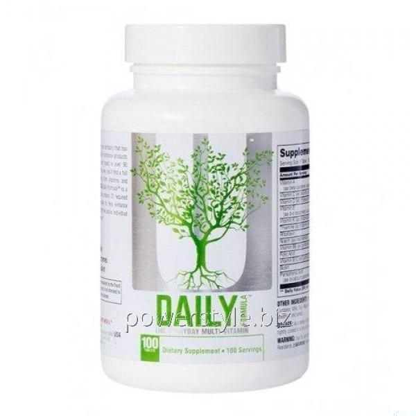 Минералы Daily Formula (100 таблетс)