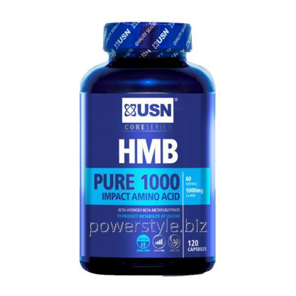 Аминокислота HMB 1000 (120 капсул)