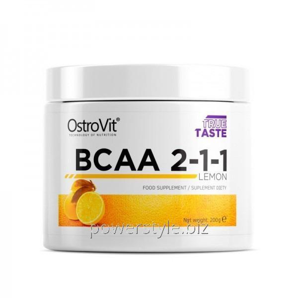 Аминокислота Extra Pure BCAA 2.1.1 (200 грамм)