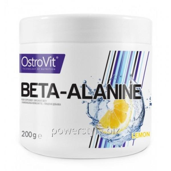 Аминокислота Ostrovit Beta-Alanine (200 грамм)