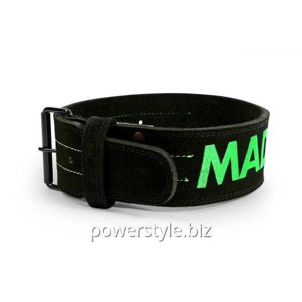 Купить Пояс MM MFB 301 - зеленый/черный