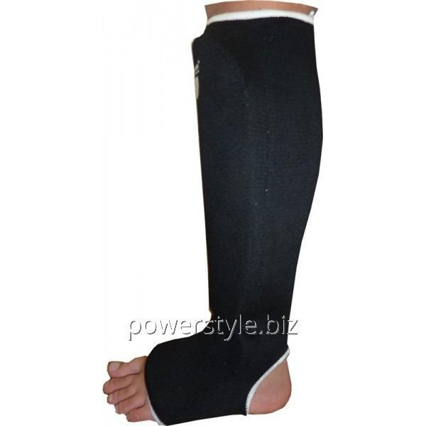 Экипировка ELASTIC SHIN PAD PS-6006 Black