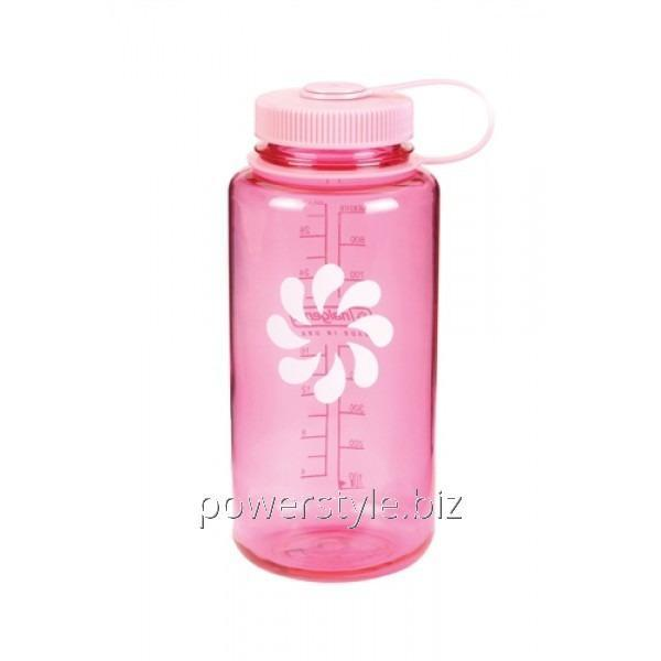 Бутылка Nalgene Wide Mouth (1000 ml) Pink