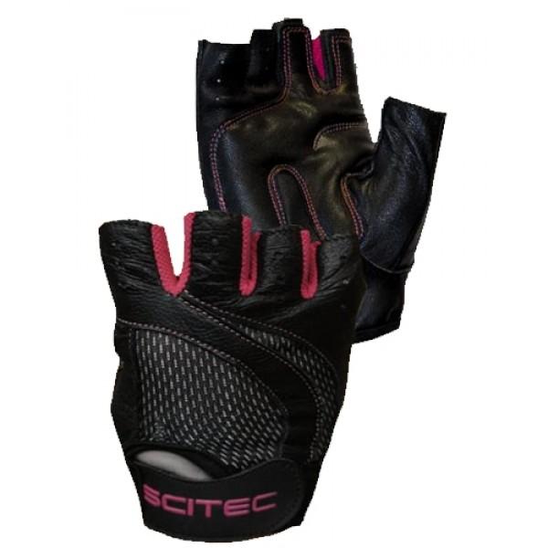 Женские перчатки Pink Style
