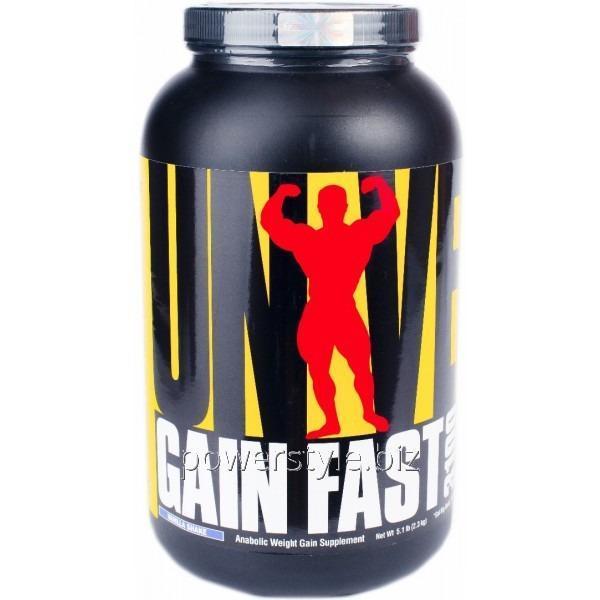 Купить Гейнер Gain Fast 3100 (2.3 кг)