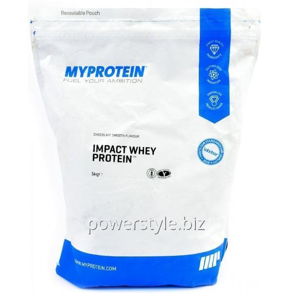 Протеин Impact Whey Protein (5 кг)