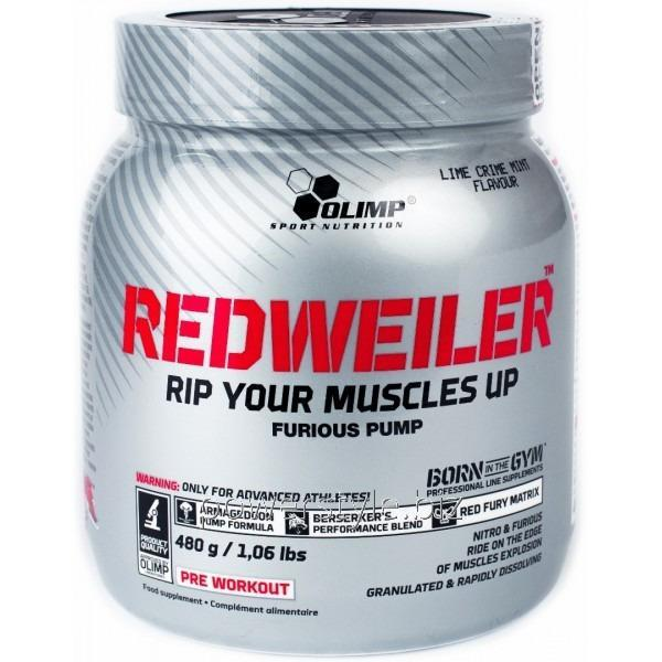 Cмесь RedWeiler (480 грамм)