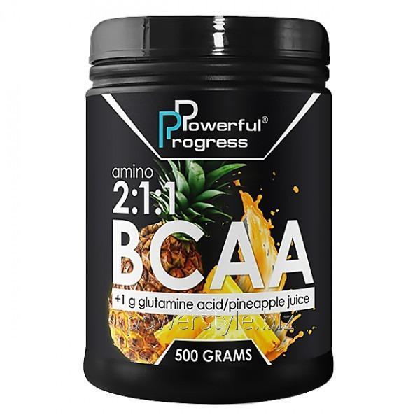 Аминокислота Amino BCAA 2:1:1 (500 грамм)