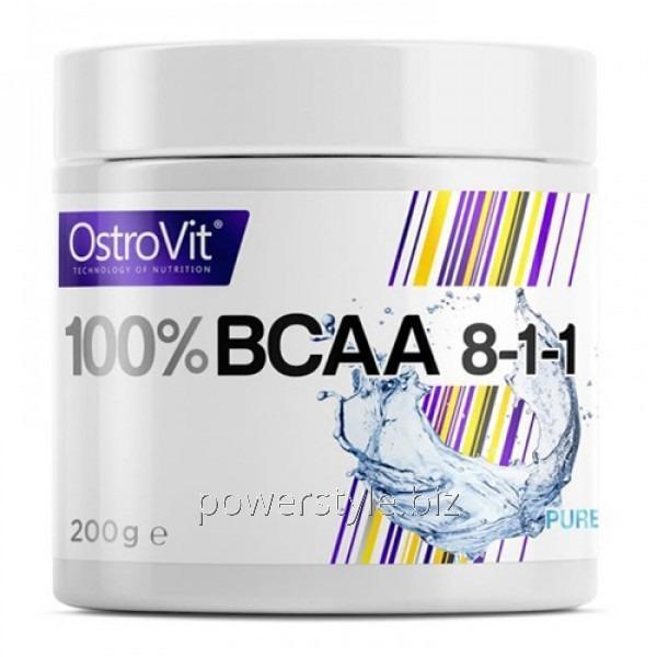 Аминокислота BCAA 8:1:1 (200 грамм)