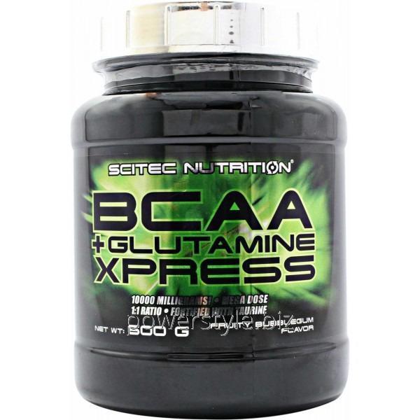 Аминокислота BCAA+GLUTAMINE XPRESS (600 грамм)
