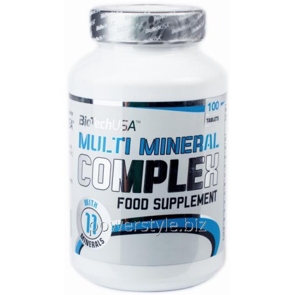 Минералы MultiMineral Complex (100 таблетс)