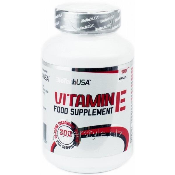 Минералы Vitamin E (100 таблетс)