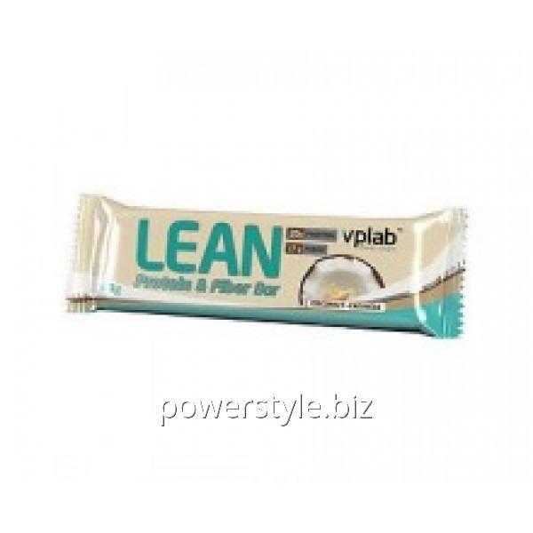 Спортивный батончик Lean Protein & Fiber Bar Кокос-Кешью (60 грамм)