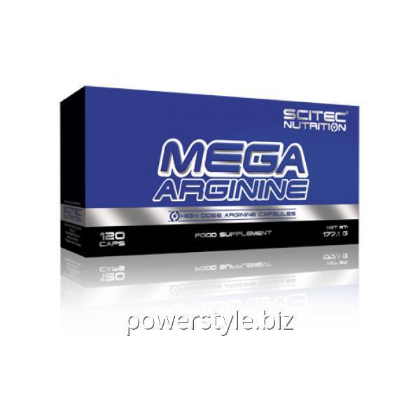 Купить Аминокислота Mega Arginine (120 капсул)