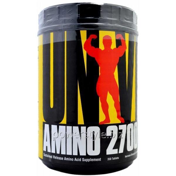 Аминокислота Amino 2700 (350 таблетс)