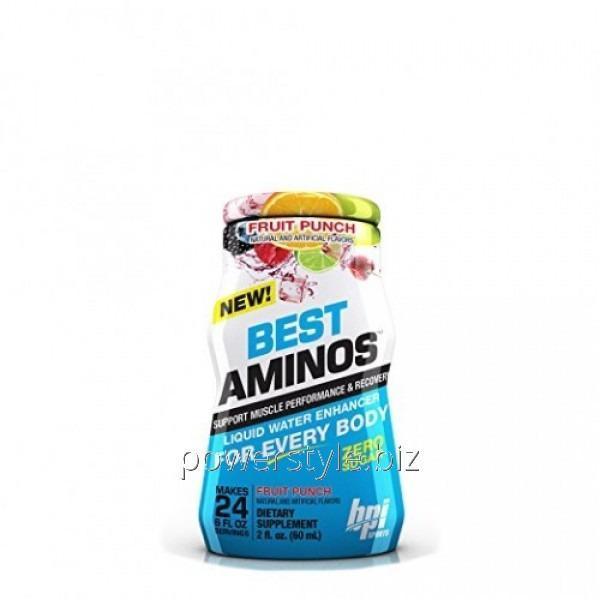 Аминокислота BEST AMINOS (60 ML)