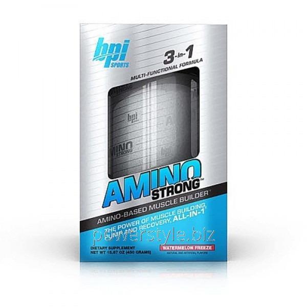 Аминокислота AMINO STRONG (450 грамм)