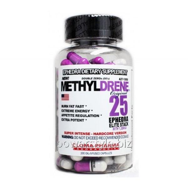 Жиросжигатель Methyldrene Elite (100 капсул)