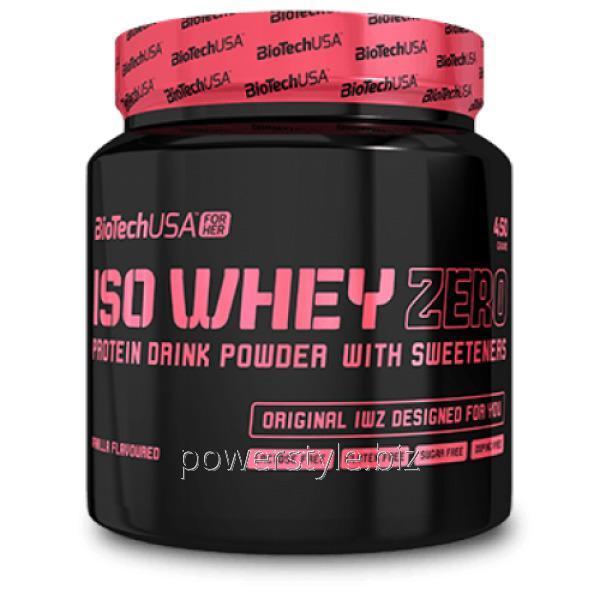 Протеин ISOWHEY ZERO LACTOSE FREE (450 грамм)