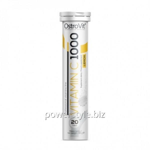 Витамин Vitamin C (20 таблетс)