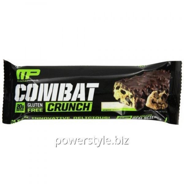 Спортивный батончик COMBAT CRUNCH BARS (63 грамм)