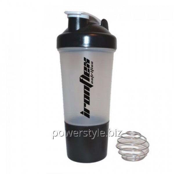 Шейкер Ironflex Shaker 2in1 (500 ml)