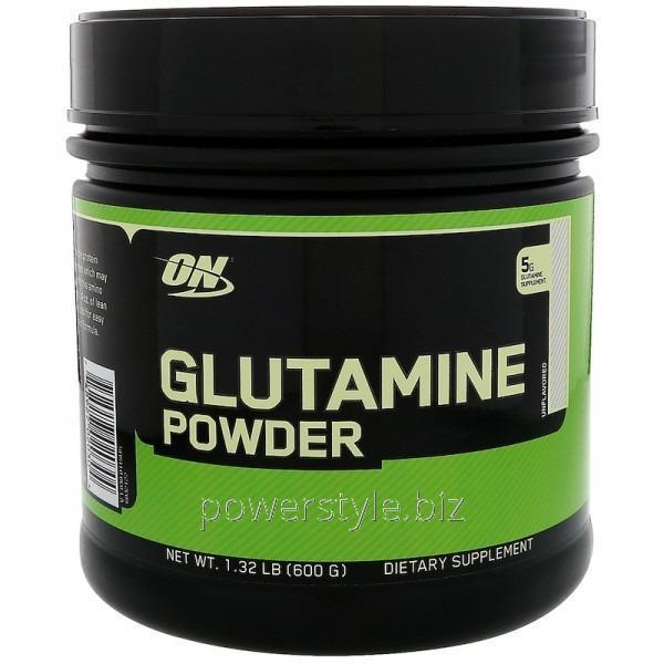 Аминокислота Glutamine powder (600 грамм)