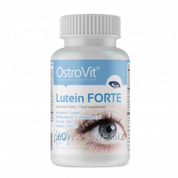 Минералы Lutein Forte (60 таблетс)