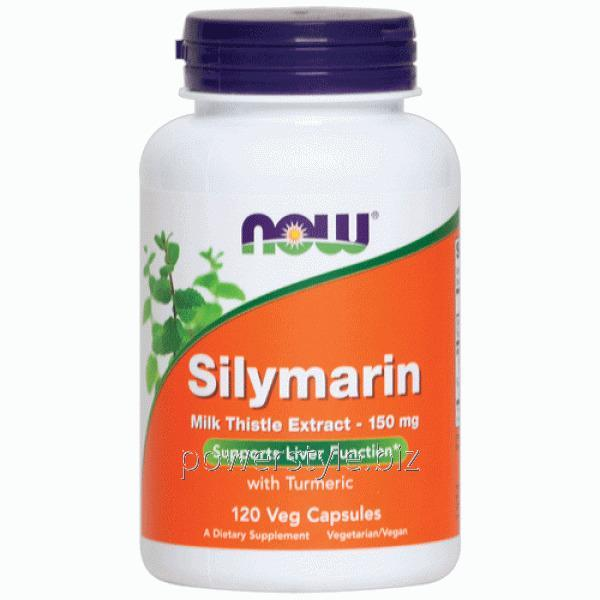 Минералы Silymarin 150 mg (120 капсул)