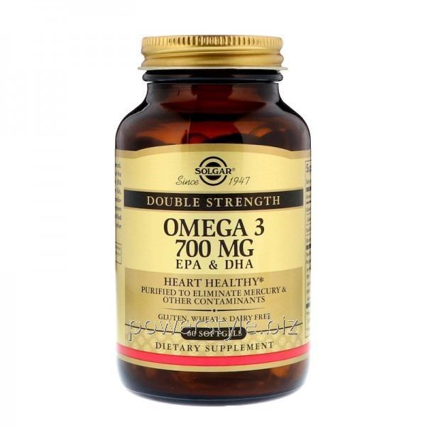 Минералы Omega 3 700mg (60 капсул)