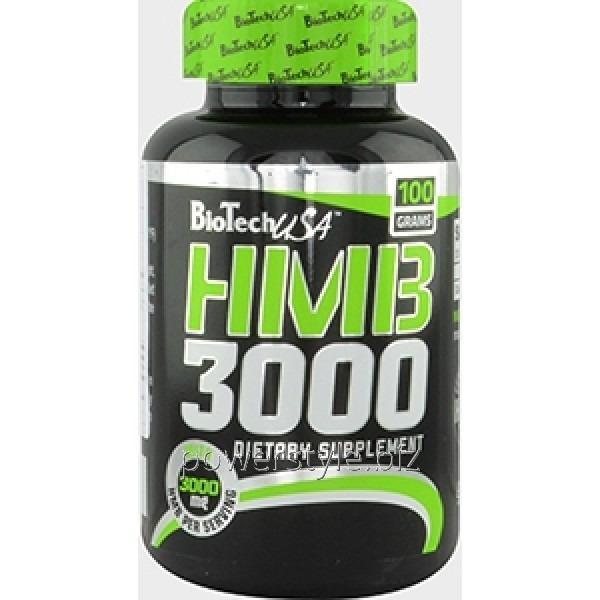 Аминокислота HMB 3000 (100 грамм)