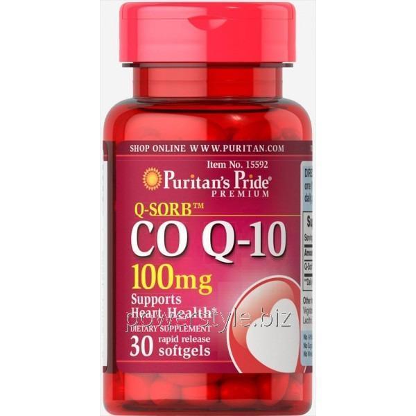 Витамины Co Q-10 100 mg (30 капсул)
