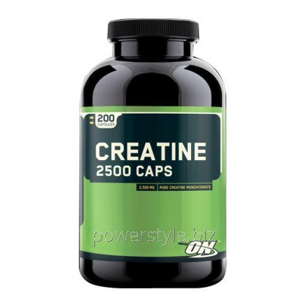 Купить Креатин Creatine 2500 (200 капсул)