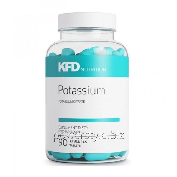 Минералы Potassium (90 таблетс)