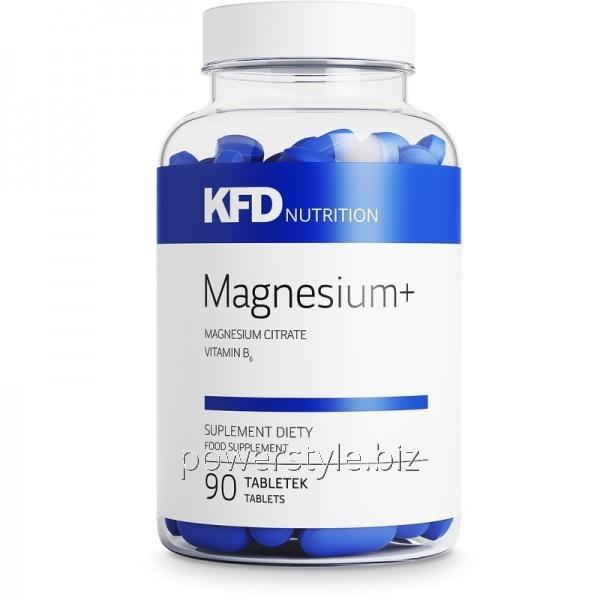 Купить Минералы Magnesium+ (120 таблетс)