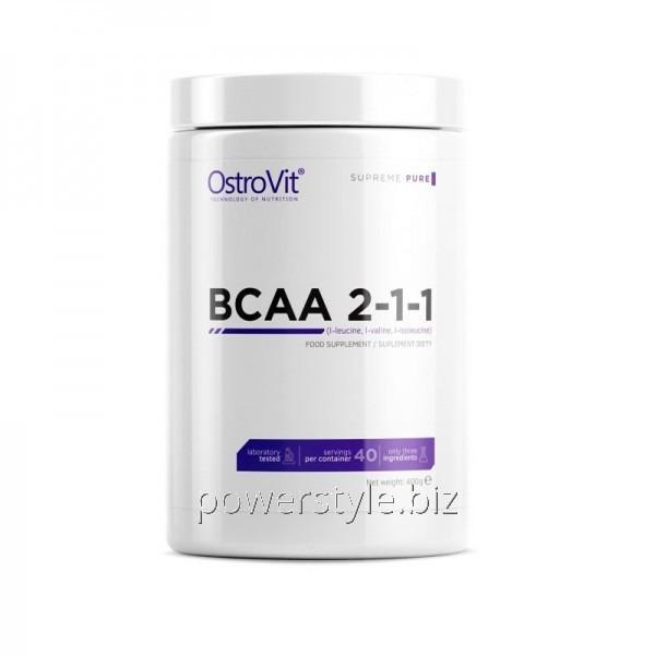 Аминокислота BCAA 2-1-1 (400 грамм)
